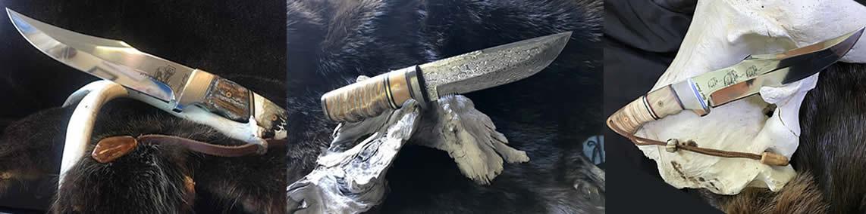 Alaska Fossil Knives Header